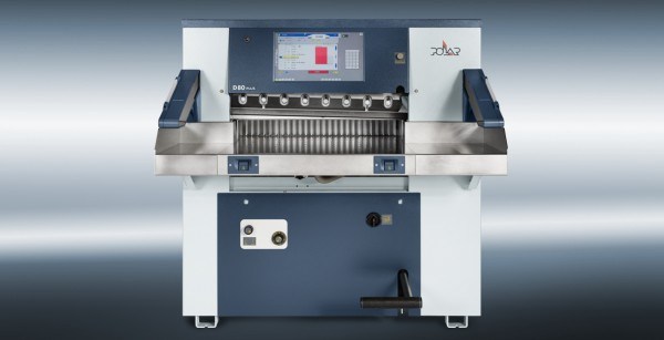 Schneidmaschine POLAR D 80 PLUS